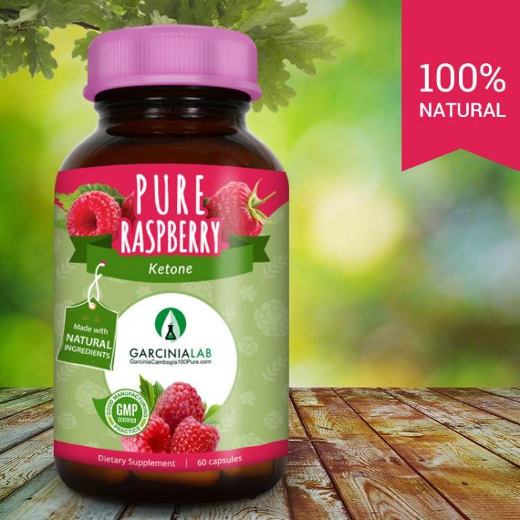 Pure and Natural Raspberry Ketone 500 MG