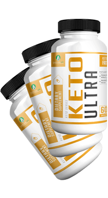Keto 3 Pack Bundle-  Keto Ultra Supplements