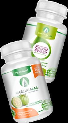 Garcinia Cambogia Premium + Colon Cleanse